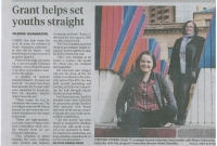PK-camps-grant helps set youths straight-The Advertiser-29Jul14