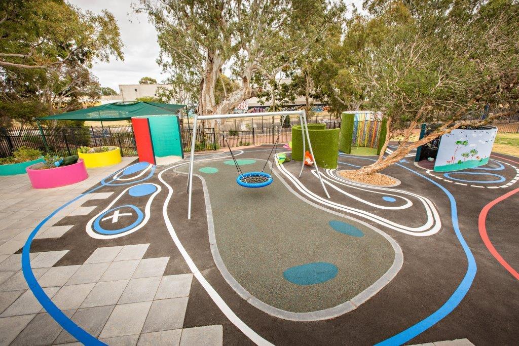 Suneden Special School Playground-18