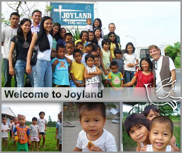 Welcome to Joyland
