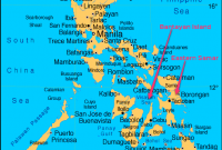 PHmap pointing out Eastern Samar