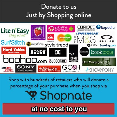 Shopnate - at no cost to you!