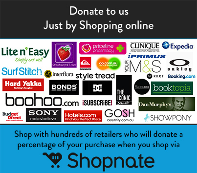 Sample of retailers who will donate to UCF when you shop with them